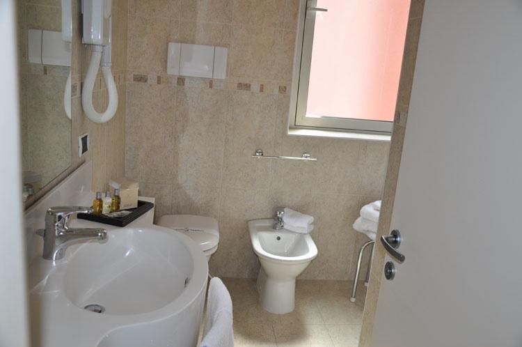 Ванная Grand Hotel Verona