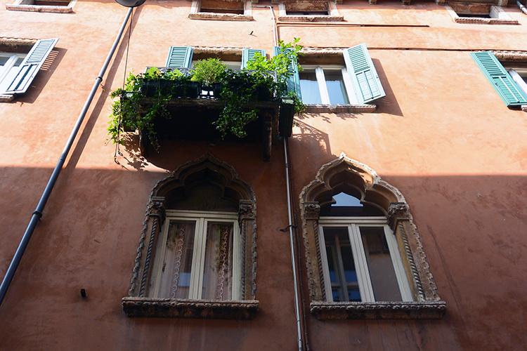 Балконы Вероны