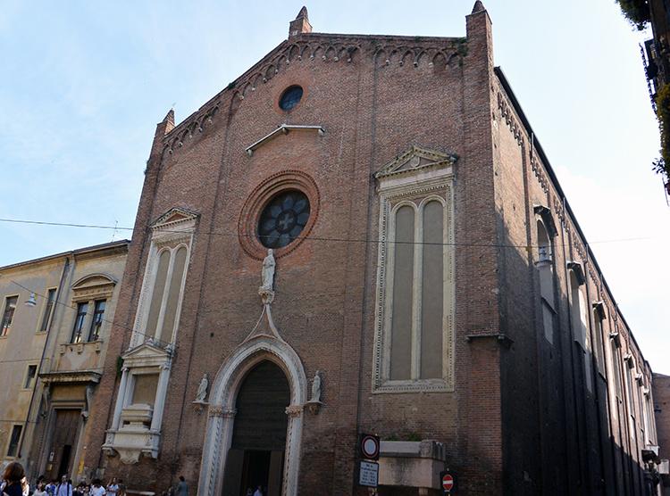 Церковь Святителя Николая Верона