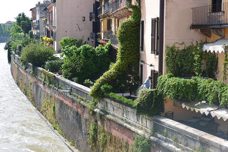Дома Верона Италия