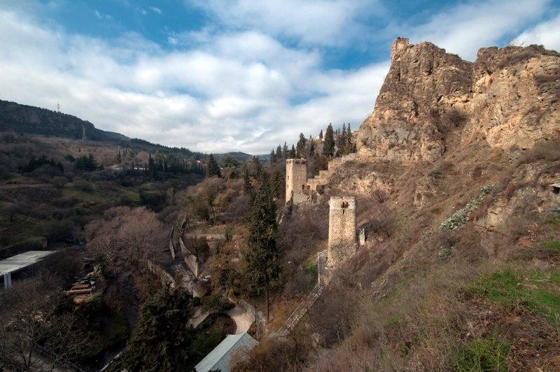 Крепость Нарикала, Тблилиси