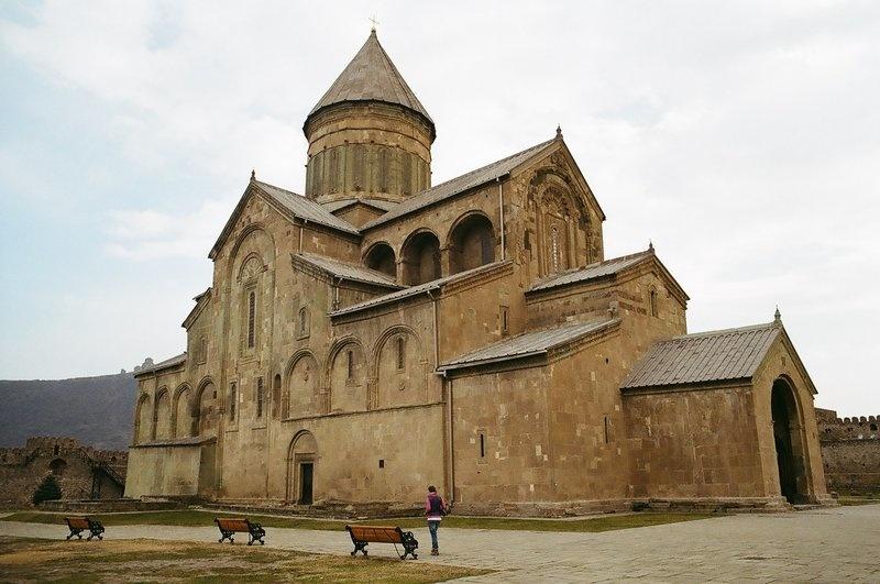 Мцехта, Грузия