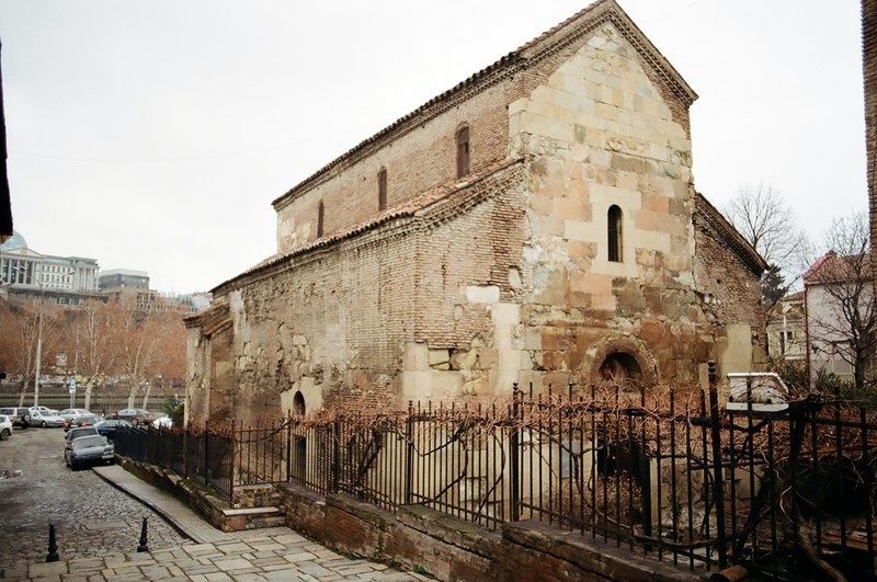 Православная церковь в Тбилиси