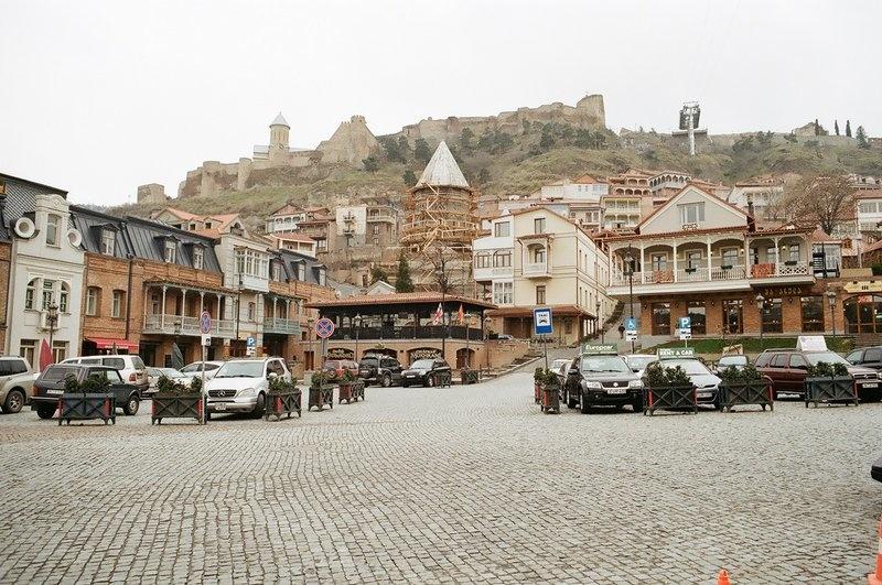Старый новый город, Тбилиси
