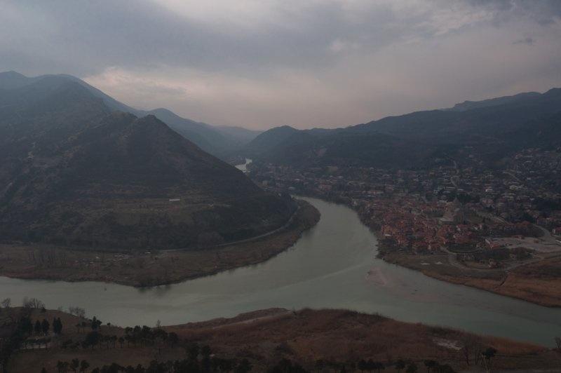 Джвари, Грузия