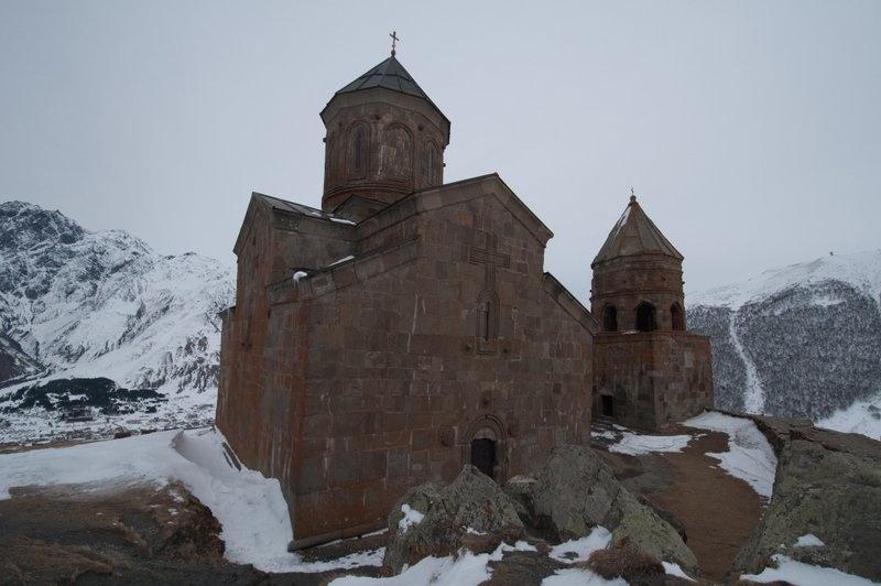 Церковь, Грузия