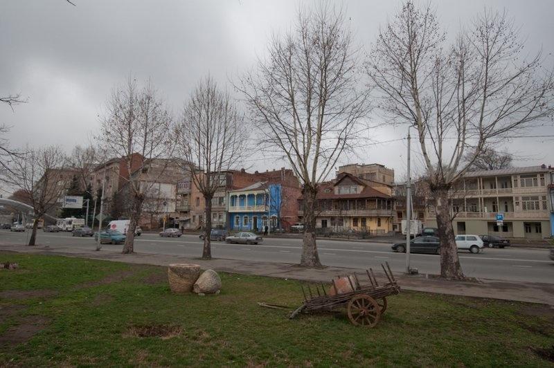 Тбилиси утром