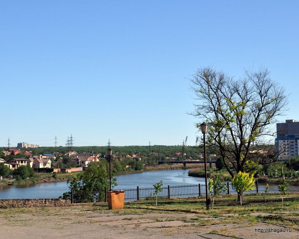 Вид от церкви Сурб-хач