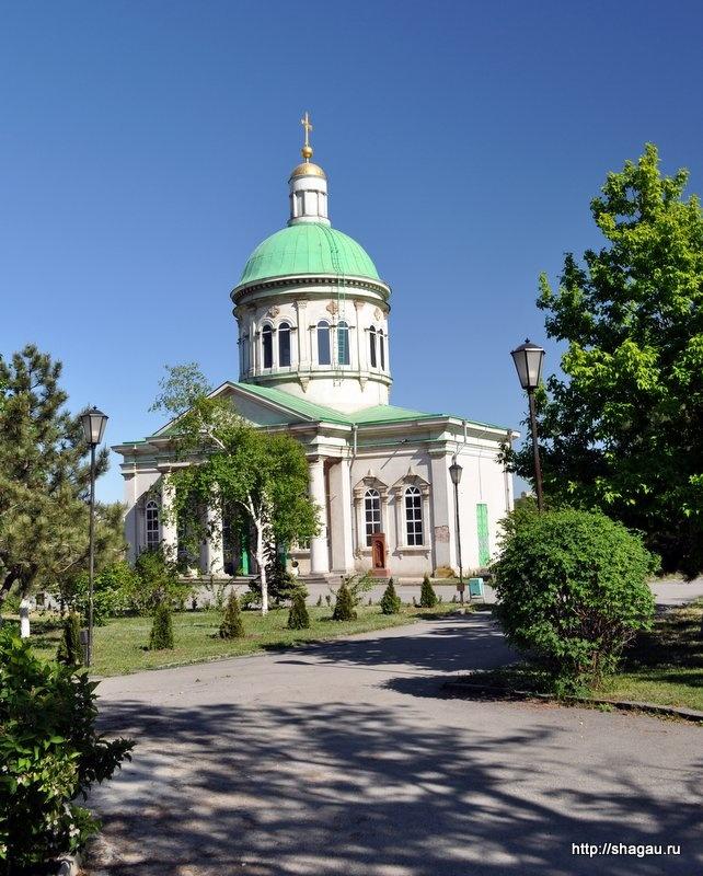 Церковь Сурб-Хач