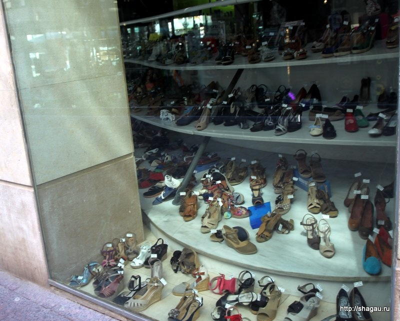 Обувной магазинчик