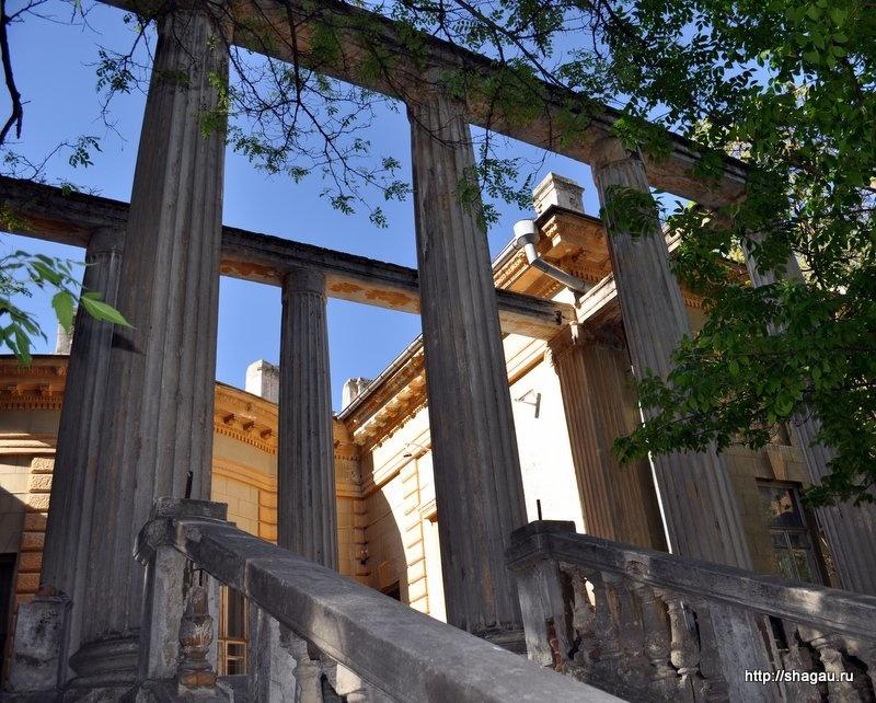 Библиотека ЮФУ на Пушкинской