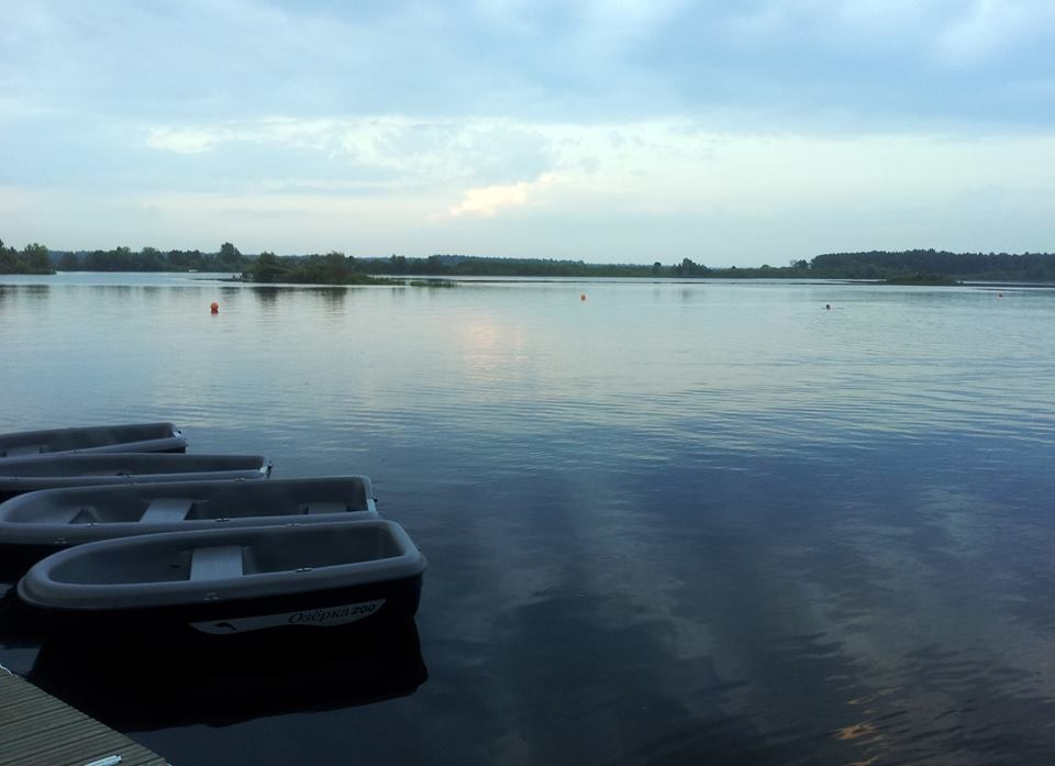 Волга под Тверью