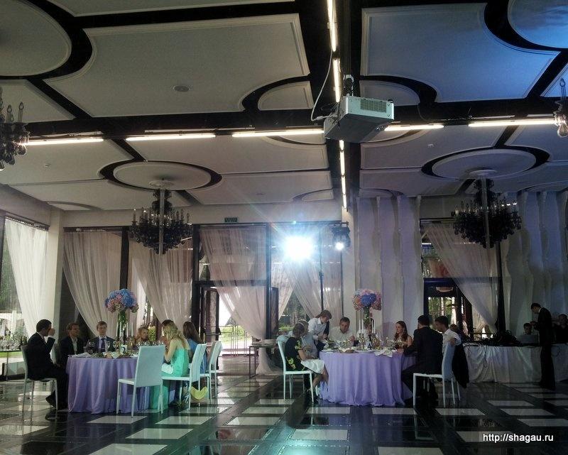 Зал Ballroom отеля Mona