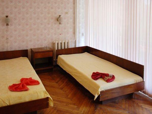 Стандартный номер в санатории Кудры