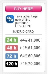 Мадрид кард