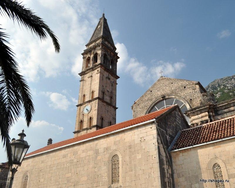 Церковь Святого Николая , Пераст