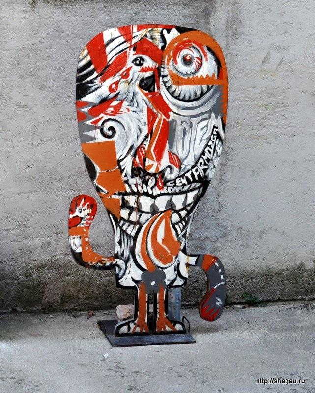 Герцег-нови, стрит-арт