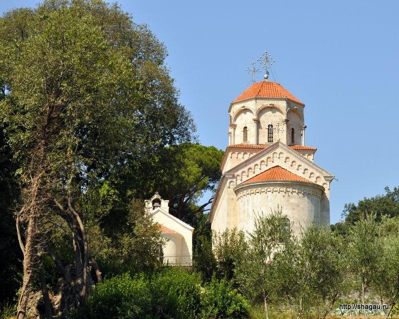 Савинов монастырь, Герцег-Нови