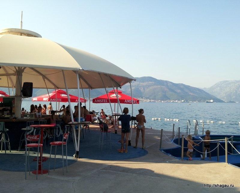 Пляжный бар Посейдон