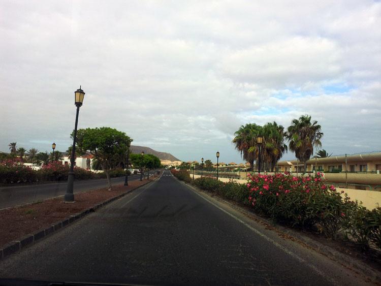 Курорт Корралехо на Фуэртевентуре