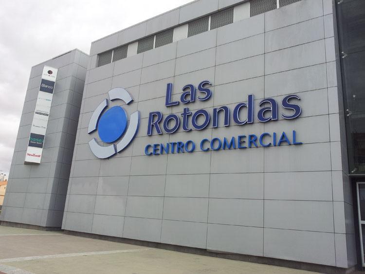 Торговый центр Las Rotondas