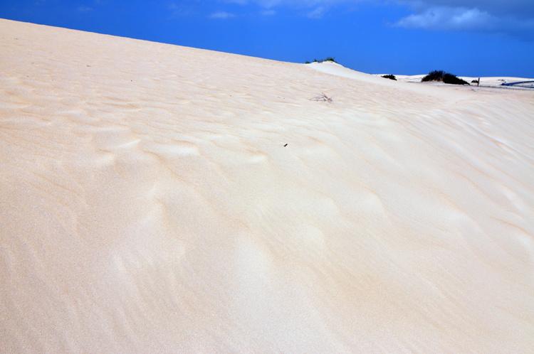 Дюны в Корралехо