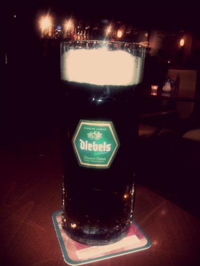 Пиво в Дюссельдорфе
