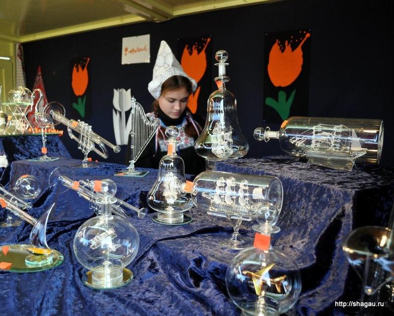 Искусство стеклодувов Нидерландов