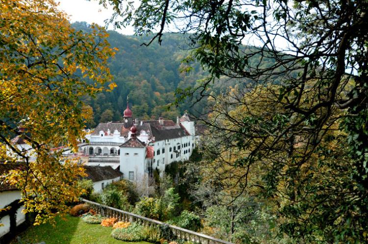 Замки Австрии, земля Штирия