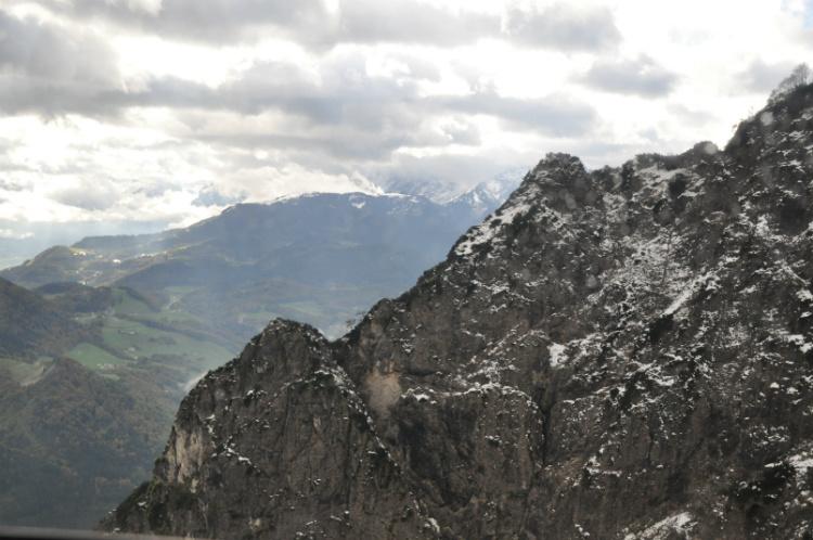 Подъем на гору Ундертберг