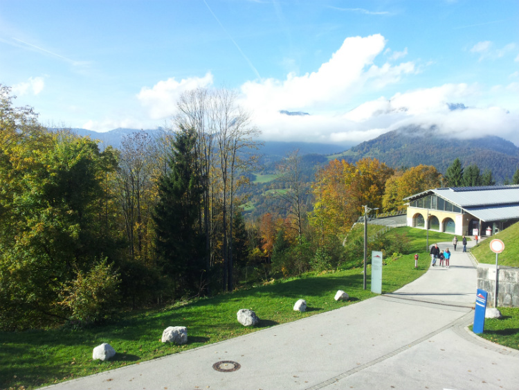 Баварские горы