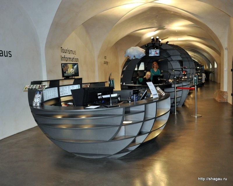 Graz tourismus, Туристический центр в Граце