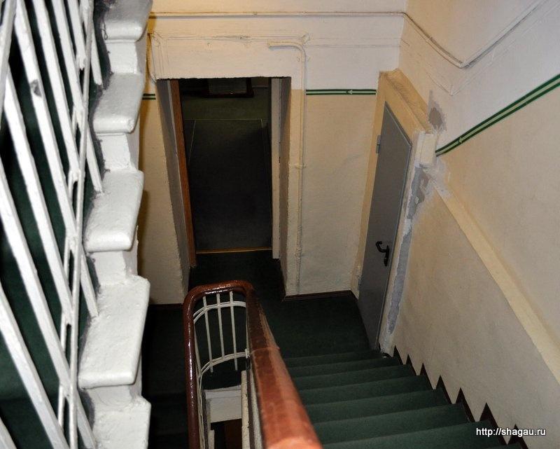 Запутанными коридорами