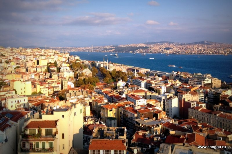 Смотровая Стамбул
