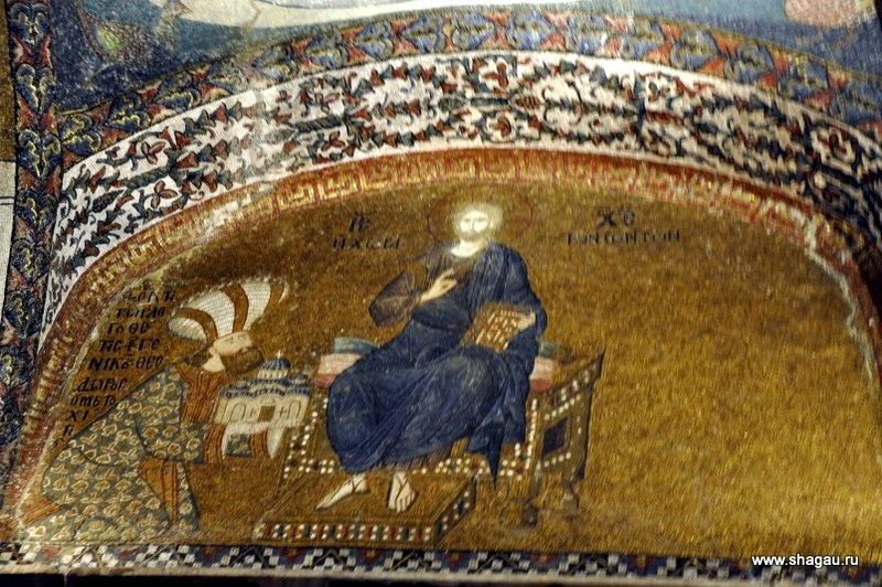 Мозаика в Хоре
