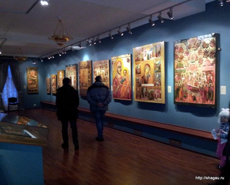 Музей в Ипатьевском монастыре