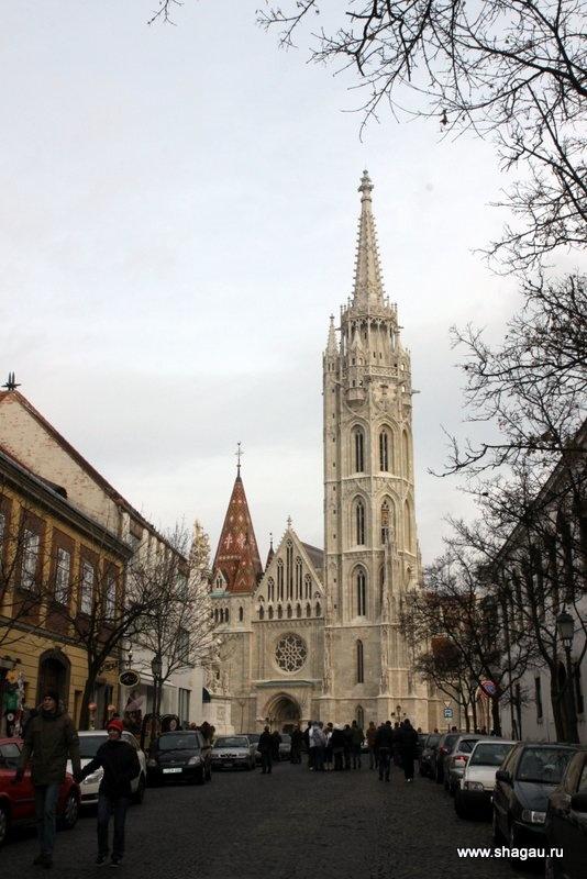 Церковь Матияша