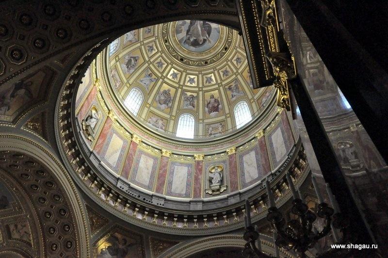 Купол Базилика Св. Иштвана