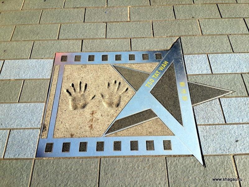 Руки звезды