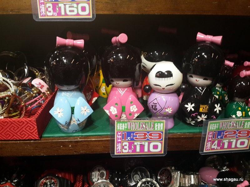 Сувениры в Гонконге