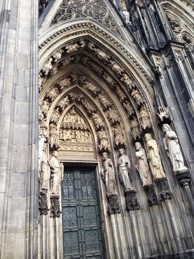 Двери Кельнского Собора