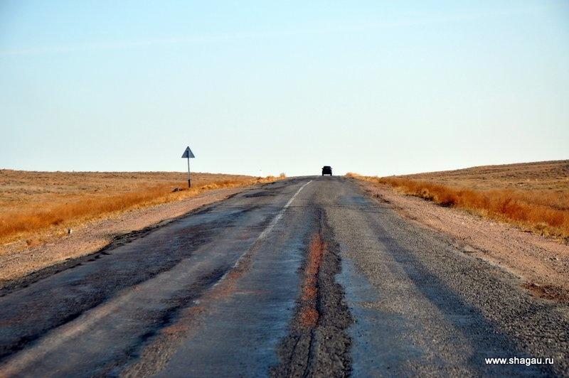 Дорога на Балхаше