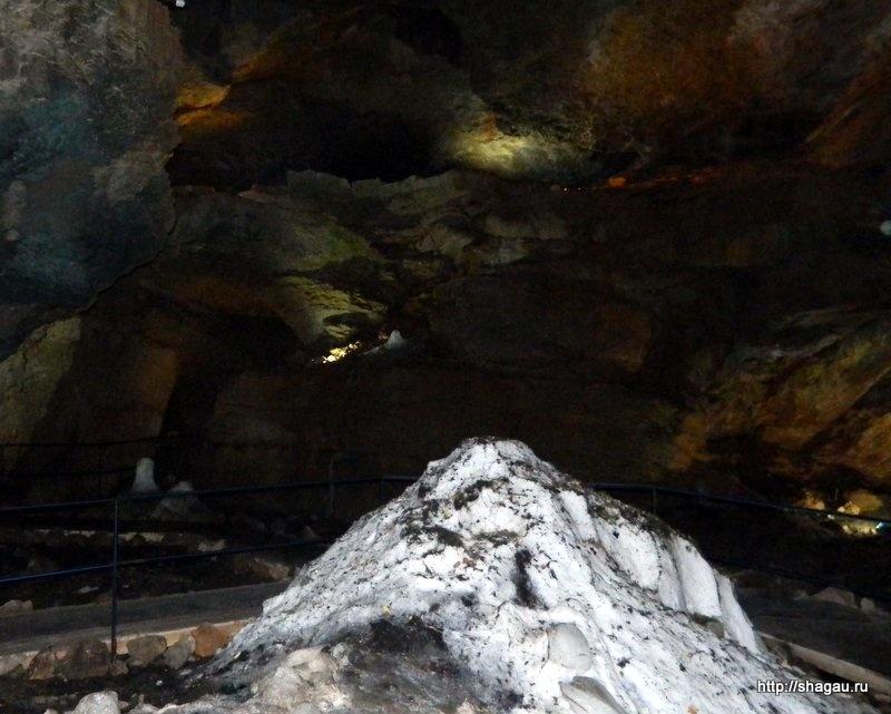 В Пещере Трехглазка