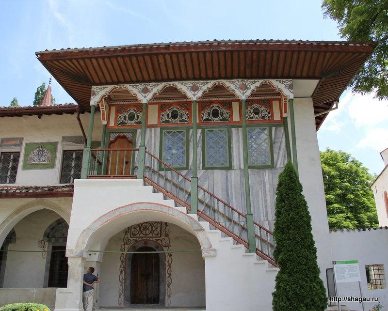 Бахчисарай, Крым, фото