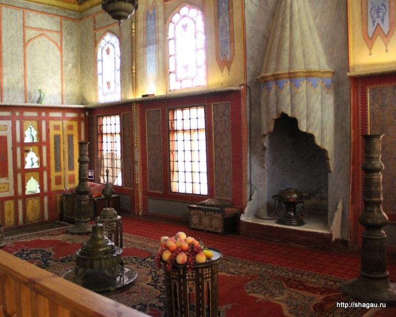 Гарем в Ханском дворце, Бахчисарай