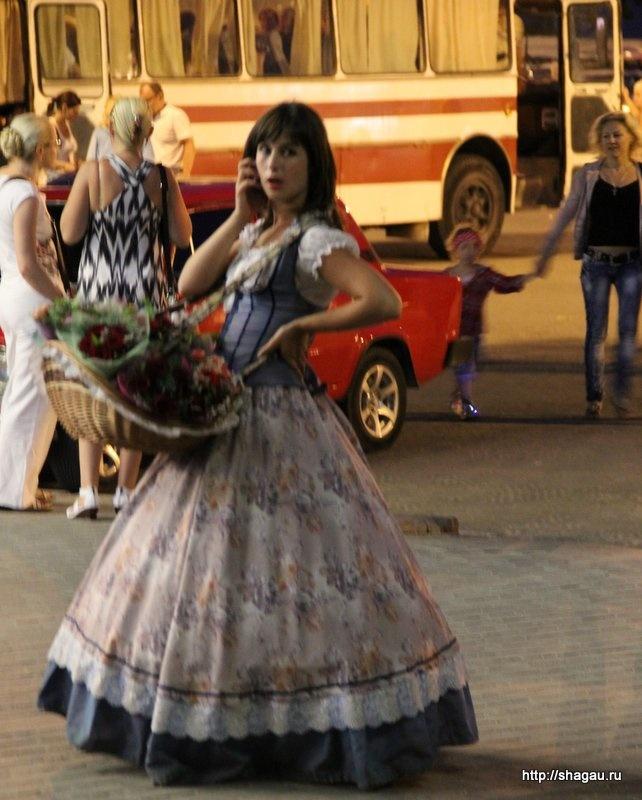 Цветочницы в Севастополе