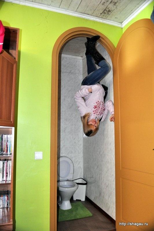 Романтика дома-перевертыша