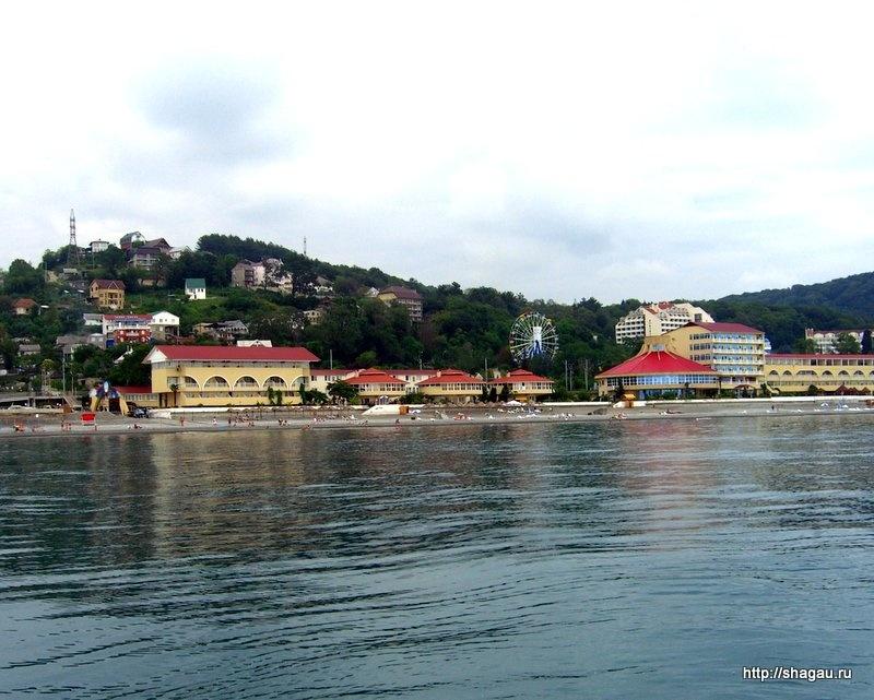 Черноморское побережье Кавказа, Лоо