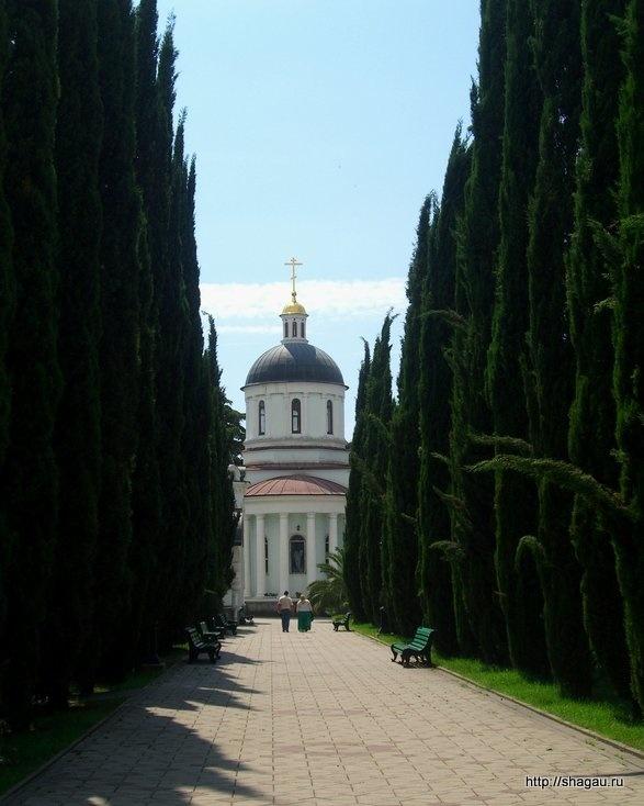 Храм Михаила Архангела в Сочи