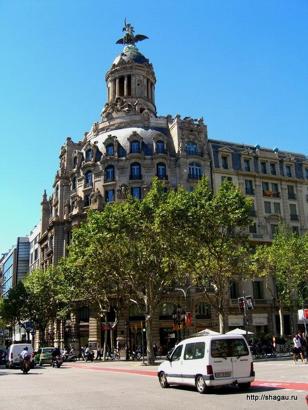 Проспект Грасия, Барселона